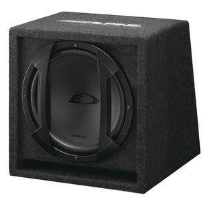 "Alpine SBE-1044BR Subwoofer Bass Reflex Cassa (10"") 2 Ohm 800W Audio Auto CAR"