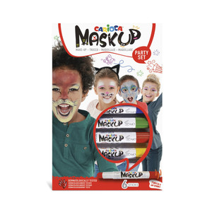Mask Up Party 6 colori