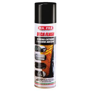 MA-FRA DECA FLASH Spray Elimina Catrame Residui Adesivi Carrozzeria AUTO e MOTO