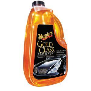 Shampoo con Cera Meguiars Gold Class Car Wash Shampoo 1890 ml auto rivitalizza