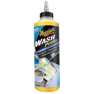Meguiars Wash Plus+ SHAMPOO CONCENTRATO insetti fuliggine catrame Pulizia Auto