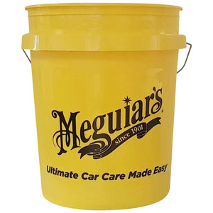 Lavaggio accessori Meguiars Bucket car auto suppporto lavare vernice