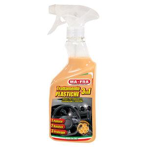 Trattamento Plastiche 3 in 1 Pulire plastiche e interni auto MA FRA 500 ml spray