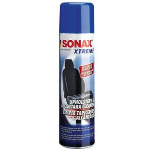 Prodotto per tessuti sonax pulitore e alcantara 400ml pulizia car auto interni