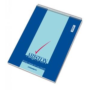 Block Notes Spiralato Ariston A4 1R
