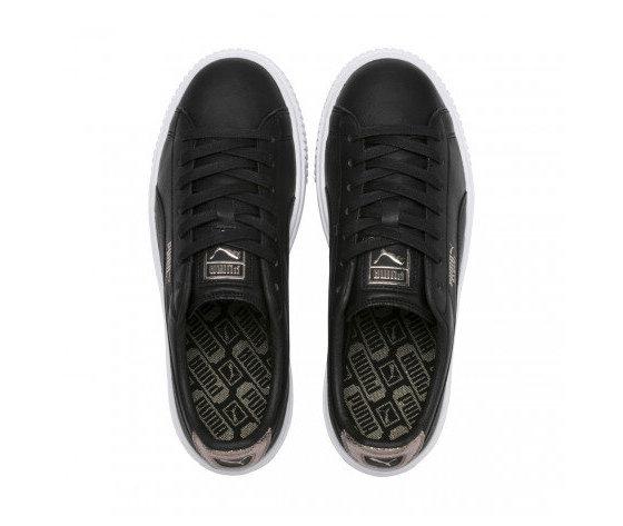 Puma 369840 basket platform opulent donna tutte sneaker donna 037970401 01 5 %281%29