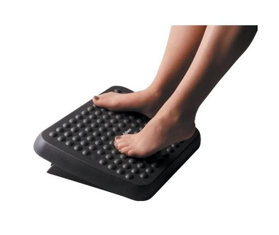 Poggiapiedi ergonomico regolabile