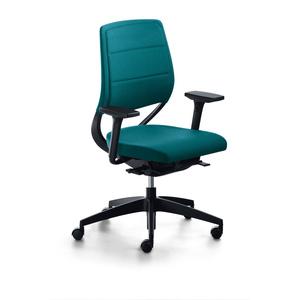 Match seduta ergonomica con braccioli
