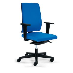 YEAH! seduta ergonomica con braccioli schienale alto