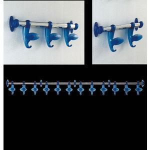 hook blu trasparente