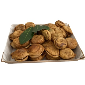 Fichi secchi tostati e mandorlati origine Puglia