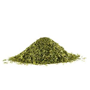 Prezzemolo essiccato in foglie