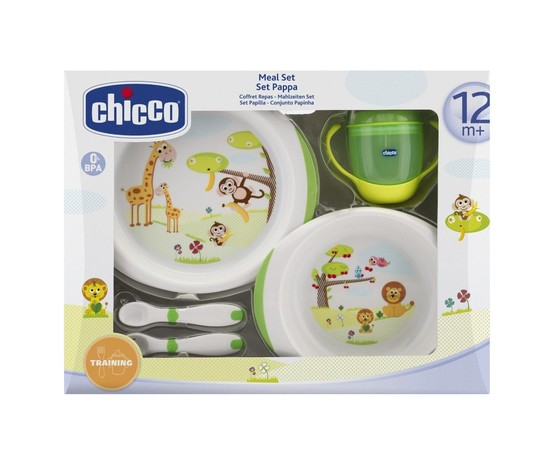 Meal Set, Set Pappa, Chicco