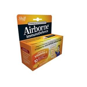 Airborne ImmunoDefence, compresse effervescenti Arancia