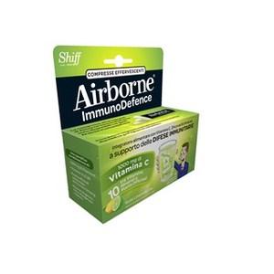 Airborne ImmunoDefence, compresse effervescenti Limone&Lime