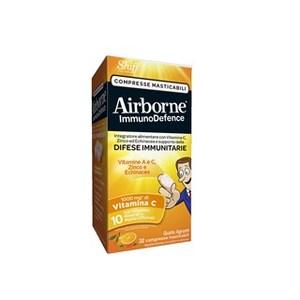 Airborne ImmunoDefence, compresse masticabili  Agrumi
