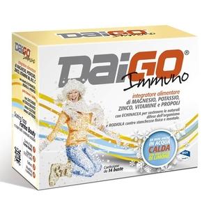 DaiGo Immuno, integratore alimentare + tazza omaggio