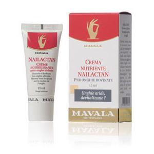 Crema Nutriente Nailactan, Mavala, per unghie rovinate