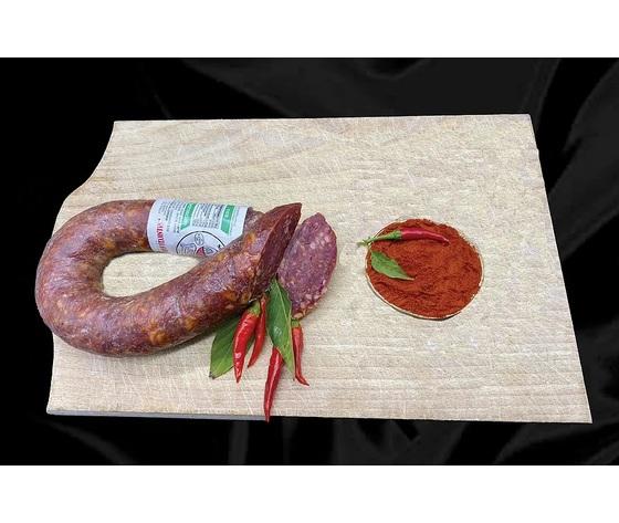 Salsiccia campidanese peperoncino