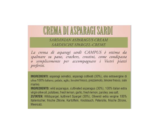 16a   crema asparagi