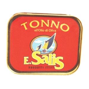 Tonno sott'olio gr 330 Salis