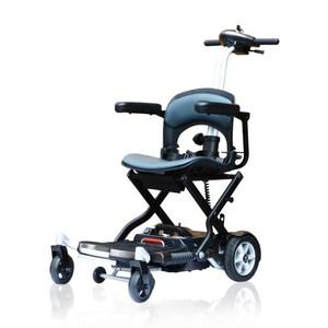 Carrozzina Pieghevole Elettrica Ultracompatta S19T Mobility Moretti Cm990-40