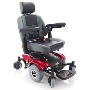 Carrozzina Elettrica A 6 Ruote Virgo Mobility Moretti Cs930