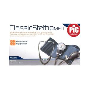 Kit misuratore manuale e stetoscopio Pic Classic Stethomed