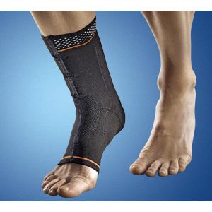 Bendaggio elastico a compressione maggiorata per il tendine di Achille Tielle Camp Sporlastic 7804 Achillo Hit