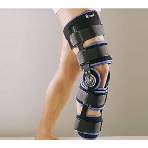 Ginocchiera articolata post-operatoria per ginocchio Thuasne Ligaflex Post-Op
