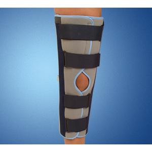 Immobilizzatore di ginocchio a tre pannelli Tielle Camp 951