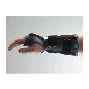 Stecca d'immobilizzazione evolutiva per polso Thuasne Ligaflex Immo Mano Bianco