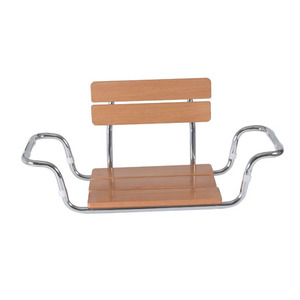 Sedile Per Vasca Da Bagno Seduta In Legno E Schienale Mopedia Moretti Rs922