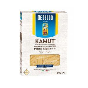 DE cecco Kamut penne rigate n° 41 500 g
