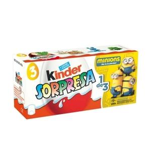 Ferrero Kinder Sorpresa Astuccio 3 pz