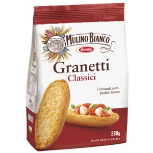 MULINO BIANCO CRACKERS SALATI g500