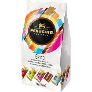 PERUGINA Grifo Cioccolatini Assortiti Sacchetto Gr 200