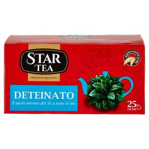 STAR TEA DETEINATO 25FIL.