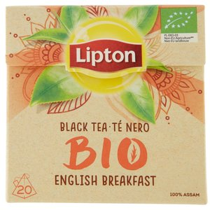 Tè Bio English Breakfast