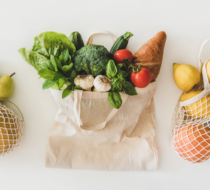 Online grocery healthy food shopping during pandem acht4uu