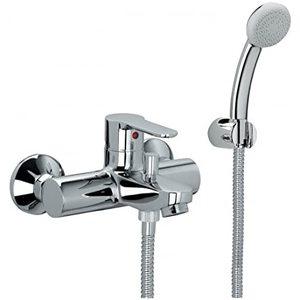 Miscelatore vasca/doccia con deviatore  senza set doccia BLU022CRC PAFFONI