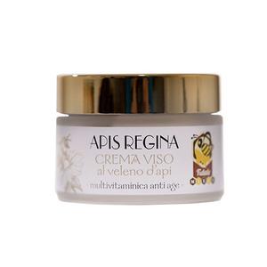 Crema Viso al veleno d'api Multivitaminica Anti-Age da 50 ml