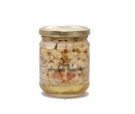 Miele e arachidi