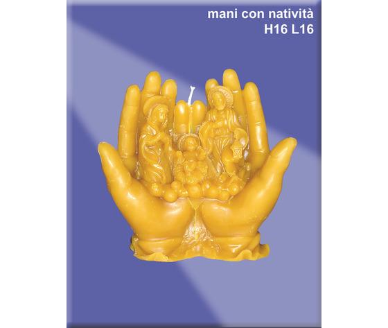 Mani con nativita'