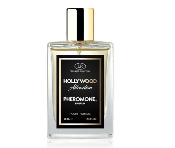 Hollywood attraction profumo uomo