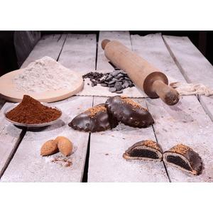Cassatella di Agira tradizionale ricoperta di cioccolatoConf 13 pz