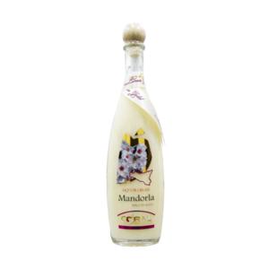 Crema di Mandorle 2 bottiglie  500 ml