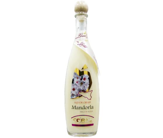 Crema di liquore alla mandorla 500 ml