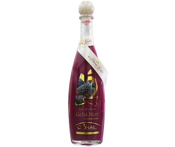 Crema di liquore ai gelsi neri 500 ml