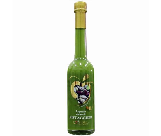 Crema di liquore al pistacchio 100 ml
